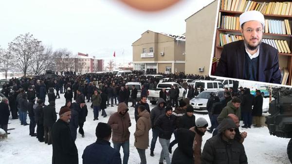 Video Haber: Şeyh Abdülkerim Çevik için taziye kuruldu