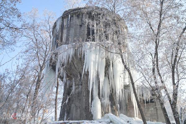Doğu Anadolu buz tuttu: Ağrı eksi 25