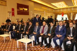 3'ncü Tarım ve Orman Şurası Diyarbakır'da yapıldı