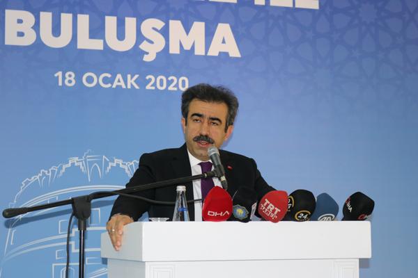 Vali Güzeloğlu'ndan Ramazan Bayramı mesajı