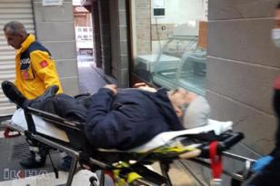 Yeğeninin silahlı saldırısına uğrayan şahıs yaralandı