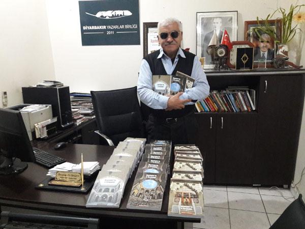 Eğitimci-yazar İbrahim Evirgen'den iki yeni kitap