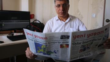 Gazeteci Hakkı Boltan serbest bırakıldı