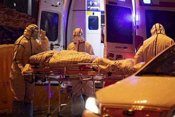 Korona virüs nedeniyle ölenlerin sayısı artıyor!