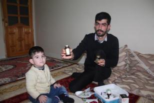 Çaresiz baba yetkililere seslendi: Oğlumu kurtarın