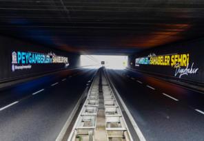 'Dekoratif şehir aydınlatması' iddialarına yalanlama