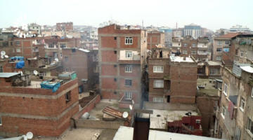 Bağlar'da gündem kentsel dönüşüm