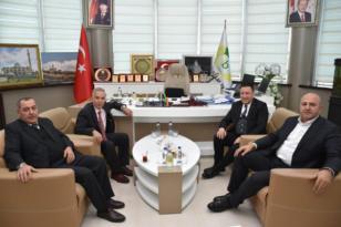Gazeteci Yavuz Donat'tan Beyoğlu'na ziyaret
