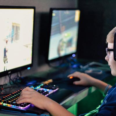 'Video oyunları büyük risk içeriyor'