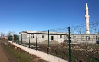 Cami ve taziye evlerine çevre koruması