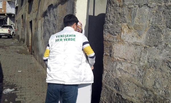 Yenişehir'den Çölyak hastalarına gıda yardım