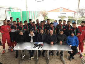 Diyar'da hedef profesyonel lig