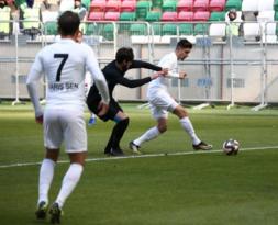 Diyar tek golle 3 puanı aldı