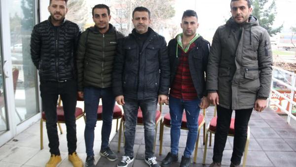 Eylemlerini Diyarbakır'dan İstanbul'a taşıdılar!