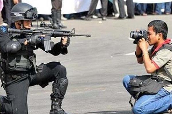 Uluslararası Gazeteciler Federasyonu: Dünyada gazeteciler için en tehlikeli ülke Meksika