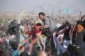 Türkiye'den Avrupa sınırına göçmen akını