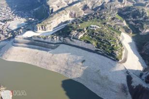 Tarihi antik kentte çalışmalar tamamlandı