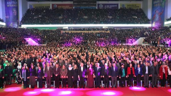 HDP'de yeni eş başkanlar Buldan ve Sancar
