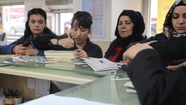 Cezaevlerindeki kadınlarla 8 Mart dayanışması