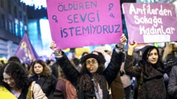 Ocak ayında 27 kadın öldürüldü!