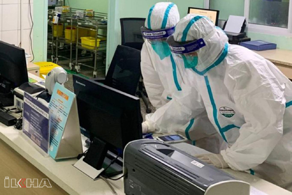 Sınırları aşan tehlike: Korona virüs