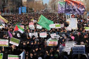 VİDEO HABER – 'Kudüs bütün Müslümanlarındır!'