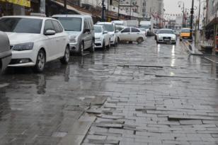 VİDEO HABER – Melik Ahmet Caddesinin bu hali tarihi Sur'a yakışmıyor