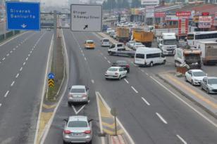 VİDEO HABER – Bu yol kazalara davetiye çıkarıyor!
