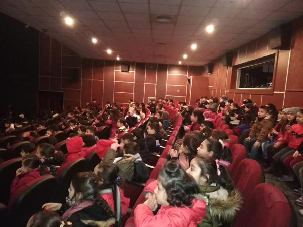 Sur'un Çocukları Tiyatroda Projesi başladı
