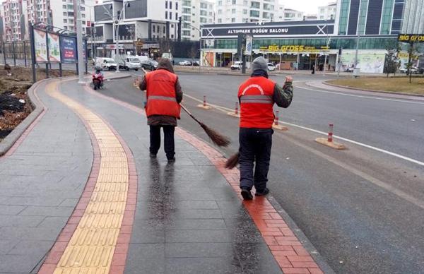 Diyarbakır'da genel temizlik çalışması!