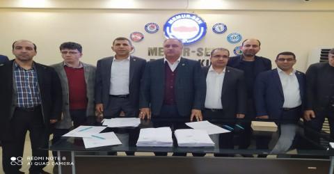 Memur-Sen'in yeni Başkanı Nurhak Ensarioğlu