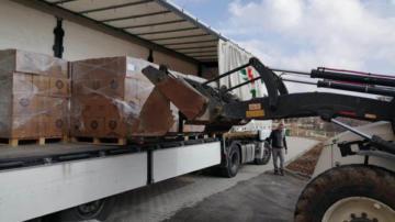 Büyükşehir Belediyesi'nden 5 bin aileye gıda yardımı