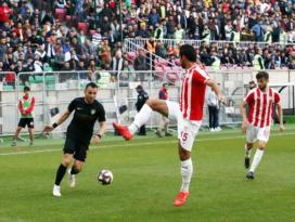Amed Sportif: 2 – Şanlıurfaspor: 1