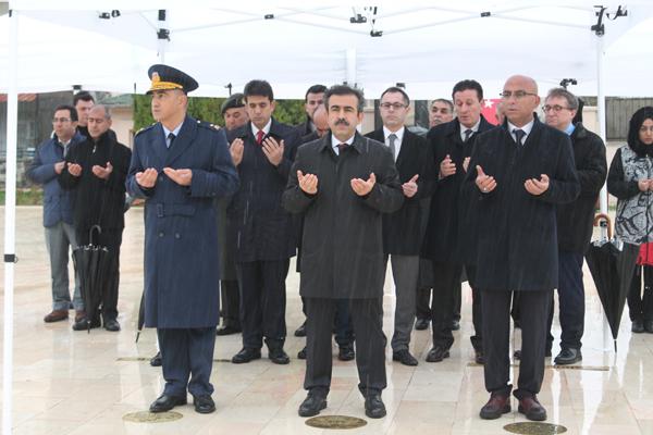 Diyarbakır'da 18 Mart Çanakkale Zaferi etkinliği
