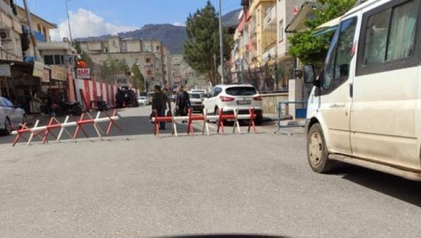 Çermik'te 7 ev karantinaya alındı