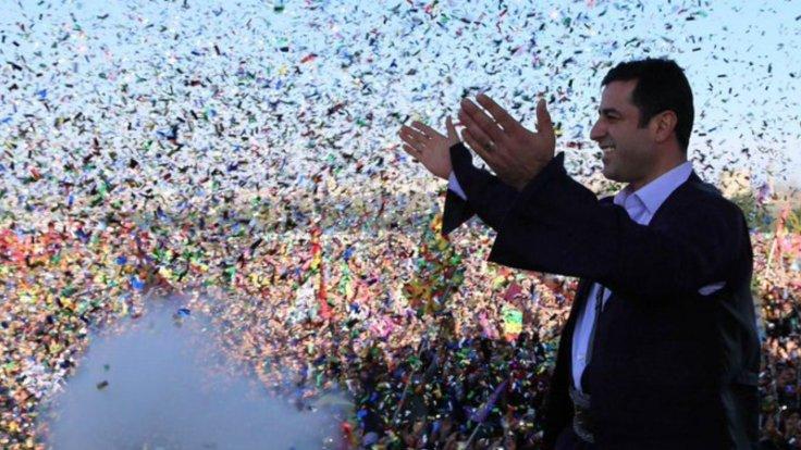 Selahattin Demirtaş'tan Nevroz mesajı