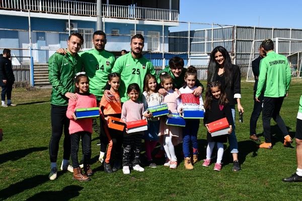 Diyarbekirspor'dan öğrencilere anlamlı destek