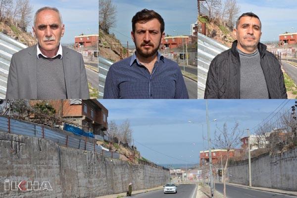 VİDEO HABER – 'Birçok ev tehlike altında'