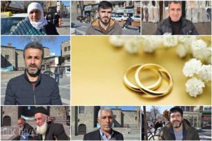 VİDEO HABER – 'Gençlerin evliliğinin önündeki engeller kaldırılmalı'