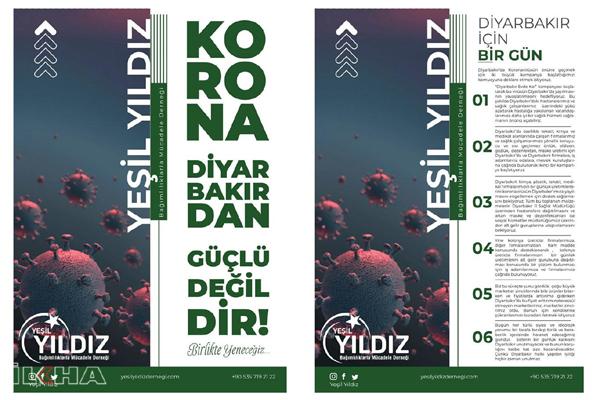 Diyarbakır'da farkındalık çalışması başlatıldı