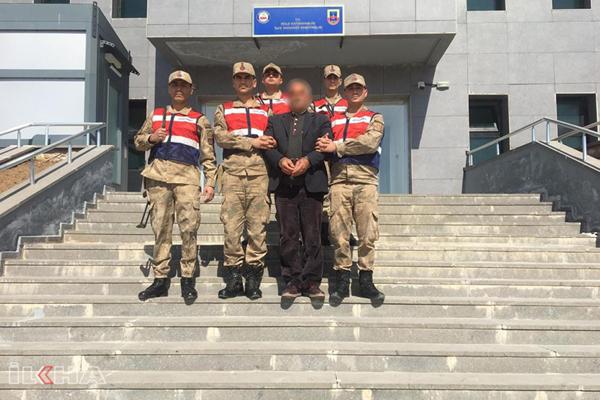 VİDEO HABER – PKK'ye finansman sağladığı iddiasıyla 1 kişi yakalandı