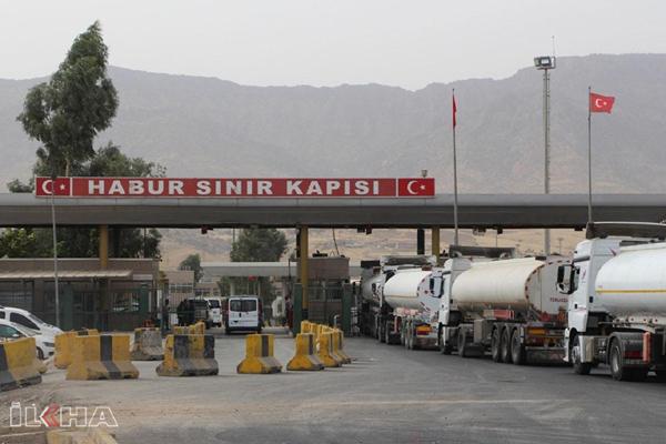 Irak ile ticaret 'temassız' sürdürülüyor