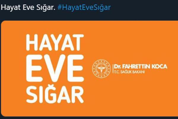 VİDEO HABER – 'Hayat Eve Sığar' kampanyasına destek artıyor!