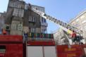 Video Haber: Bağlar'da yangın, anne bayıldı