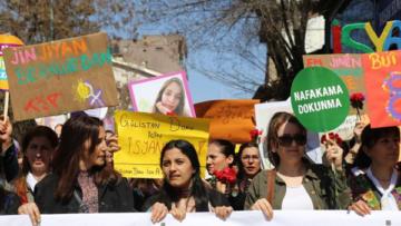 Kadınlar: Gülistan Doku nerede?