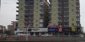 Diyarbakır'da iki bina karantinaya alındı