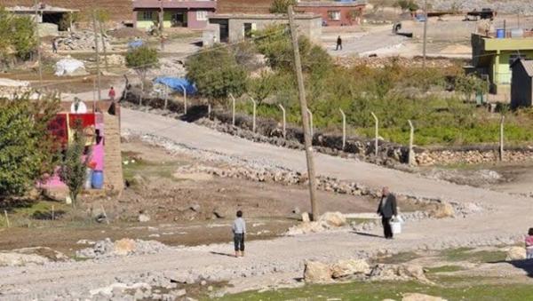 Ergani'nin bir mahallesinde '14 gün' gerginliği!