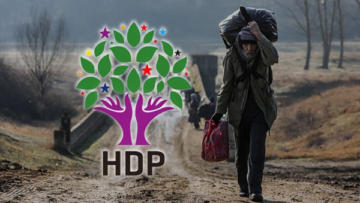 HDP'den mülteci çağrısı!