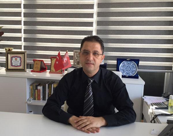 BİK Diyarbakır Müdürlüğüne atanan Başeğmez göreve başladı