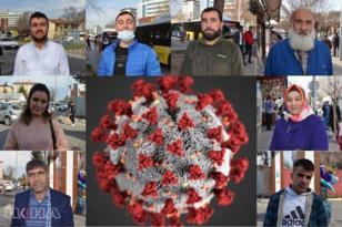 VİDEO HABER – Diyarbakırlılar: Salgını önleyebiliriz!